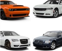 Charger/Challenger and LX Engine Dress up Product Selection