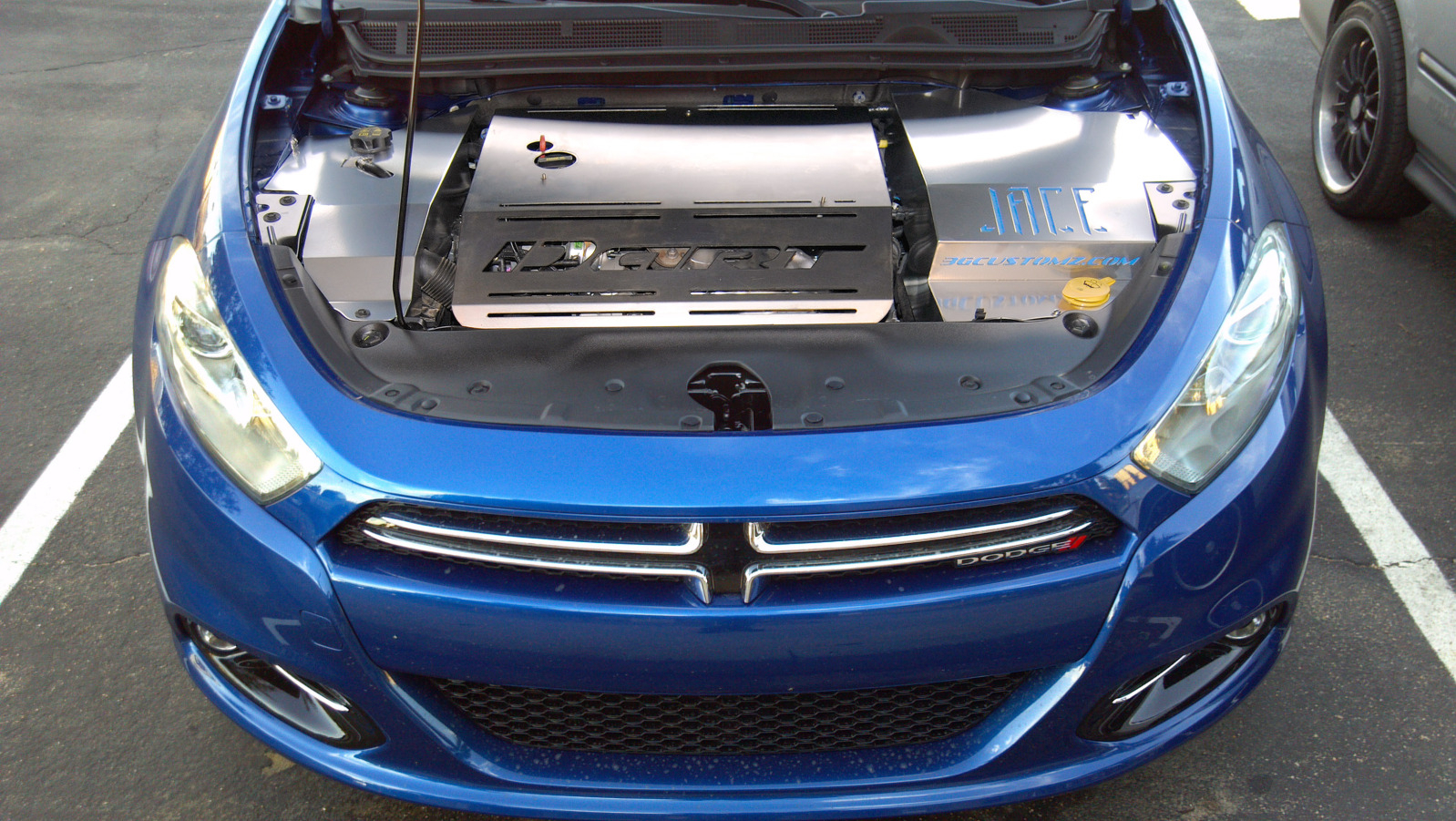 Dodge Dart Engine Cover